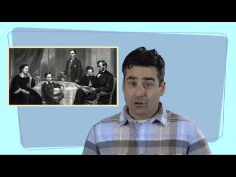 Robert Lincoln & Edwin Booth's Bizarre Encounter