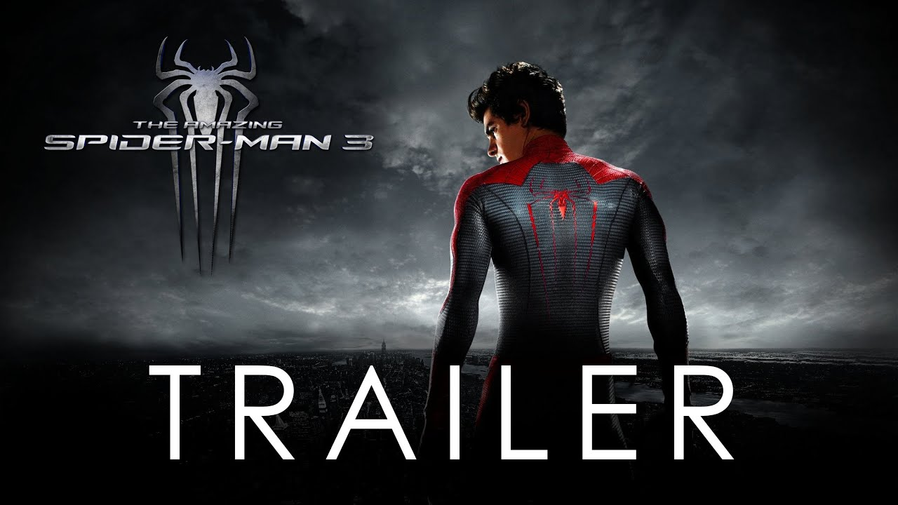 the amazing spider-man 3 - trailer  fan-made   hd
