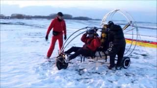 test rotax 912 et nv tryke europpg moteur 600 injj