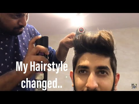 My Hairstyle changed due to Smoke Haircut..? thumbnail