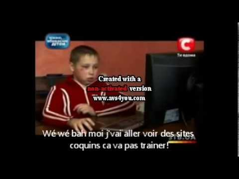 hqdefault angry ukranian kid (vostfr) youtube