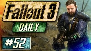 ESCAPING JEFFERSON | Fallout 3 Daily | Episode 52