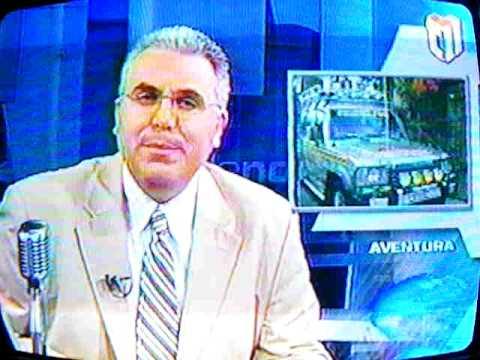 El Discovery Road en Reportaje Telesistema Canal 11
