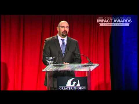 IMPACT Acceptance Speech: HDR, Inc.