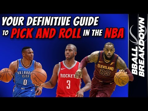 Your Definitive GUIDE To PICK AND ROLL In The NBA