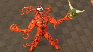 CARNAGE  Marvel Legends Infinite Series - The Amazing Spider-Man 2