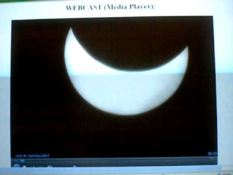 Eclipse Solar (22 Julio 2009) desde Wuhan, China Parte 2