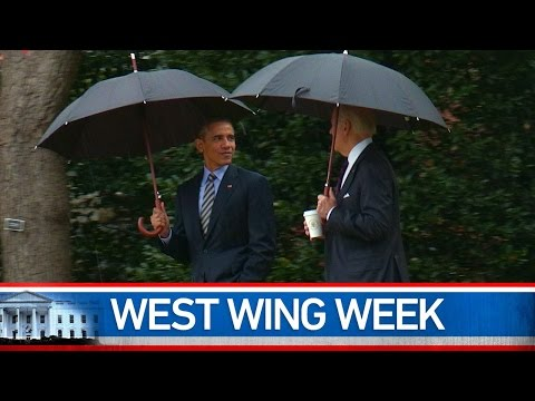 """West Wing Week: 12/18/2015 or, """"My Soon-To-Be-Fellow Citizens"""""""