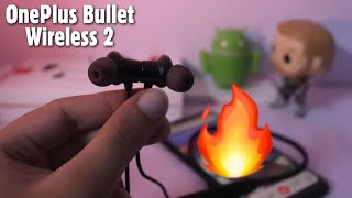 OnePlus Bullet Wireless 2 || Unboxing || TechDivya
