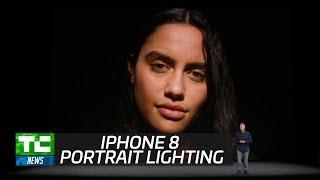 Apple iPhone 8 Portrait Lighting lets mobile photographers mimic studio effects