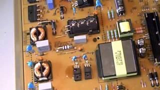 LG 47LS4500 Bad Diode.