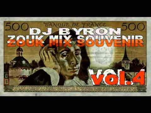 zouk mix souvenir vol.4 mixé par dj Byron (971guada)