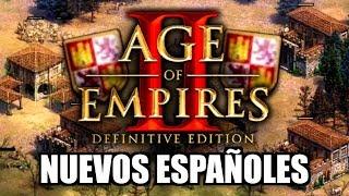 AGE of EMPIRES 2: DEFINITIVE EDITION - NUEVA ARQUITECTURA ESPAÑOLA