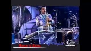DONNA LISA valzer di Casadei eseguito nel 1992 da CLAUDIO CAVALLI dell