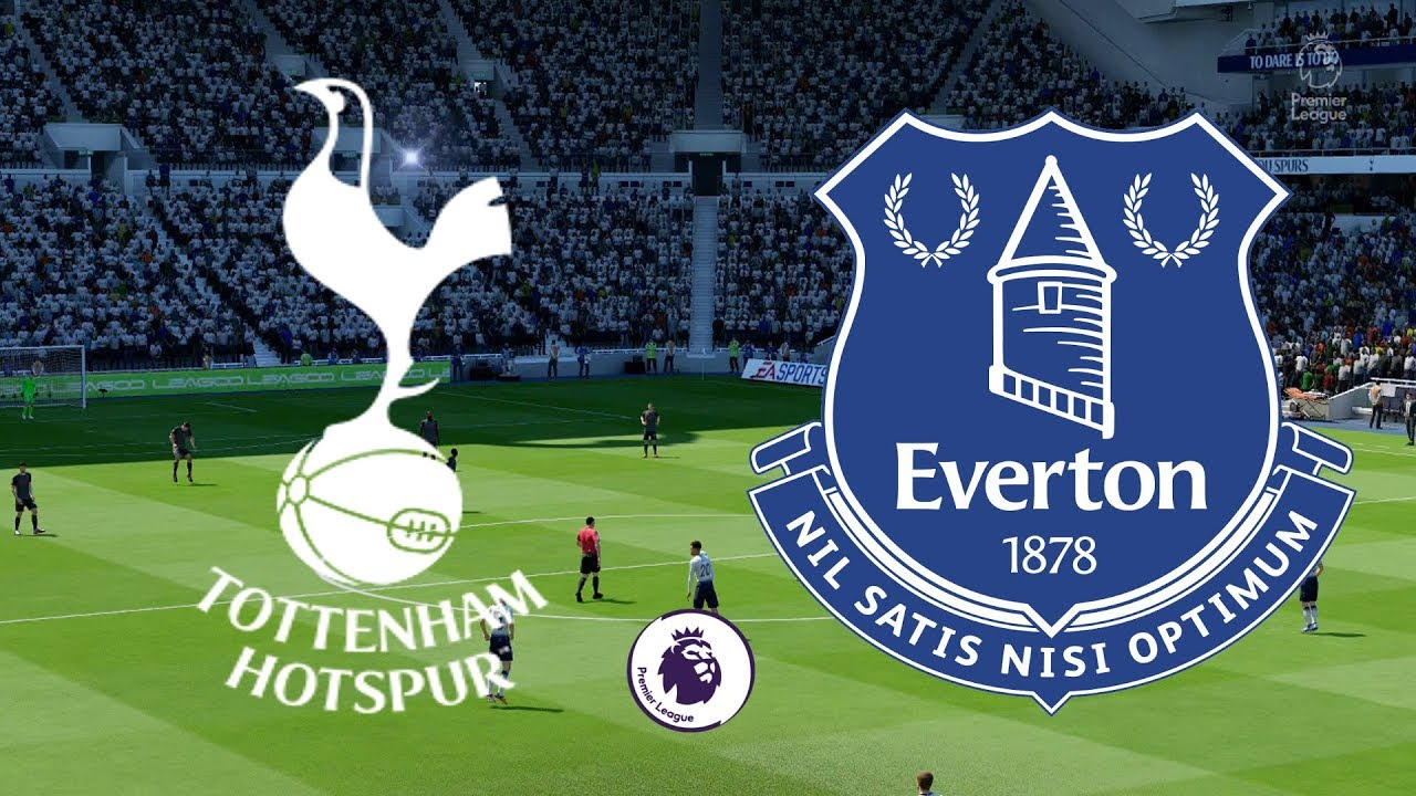 Premier League 2018/19 - Tottenham Vs Everton - 12/05/19 - FIFA 19 - YouTube