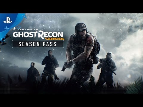 Tom Clancy's Ghost Recon Wildlands - Post-Launch & Season Pass Trailer | PS4