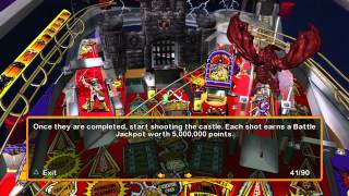 Medieval Madness Rules - Williams Pinball Classics