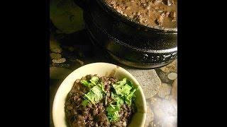 Feijoada: Brazilian Pork And Bean Stew