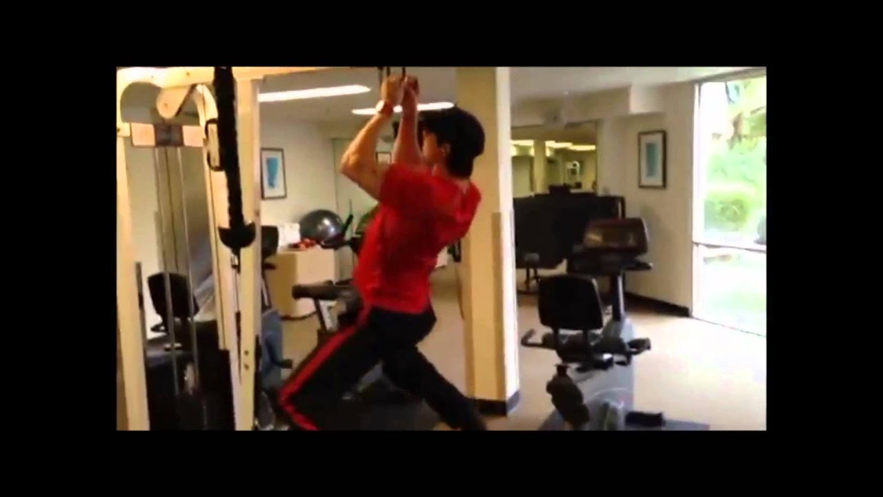 Zak Bagans Muscle And Fitness ZAK BAGANS - YouTube