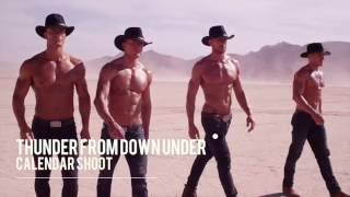 2017 Calendar Promo Australia's Thunder from Down Under