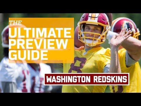 Washington Redskins 2016 Team Preview (Infographic)   NFL