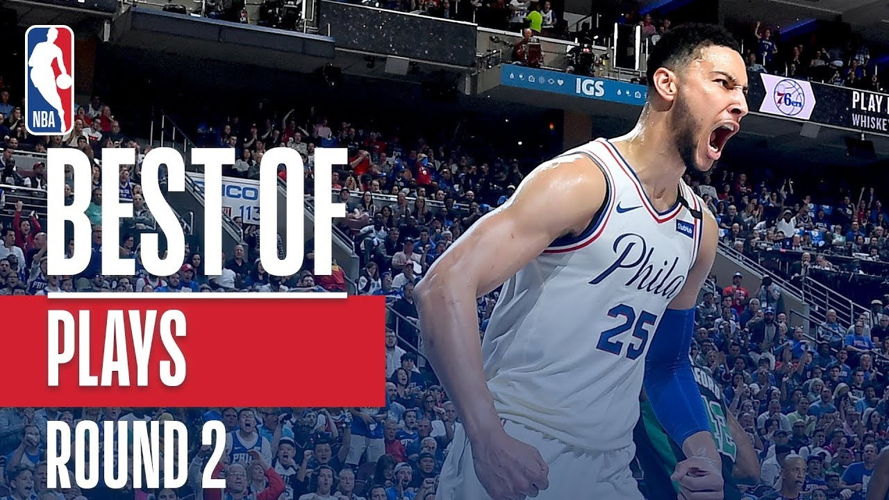 Best Plays Of The 2018 Nba Playoffs Conference Semifinals Youtube