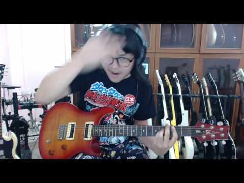 แป๊ะ Syndrome  -  เพียงพอ POTATO MRD#3 Guitar Cover