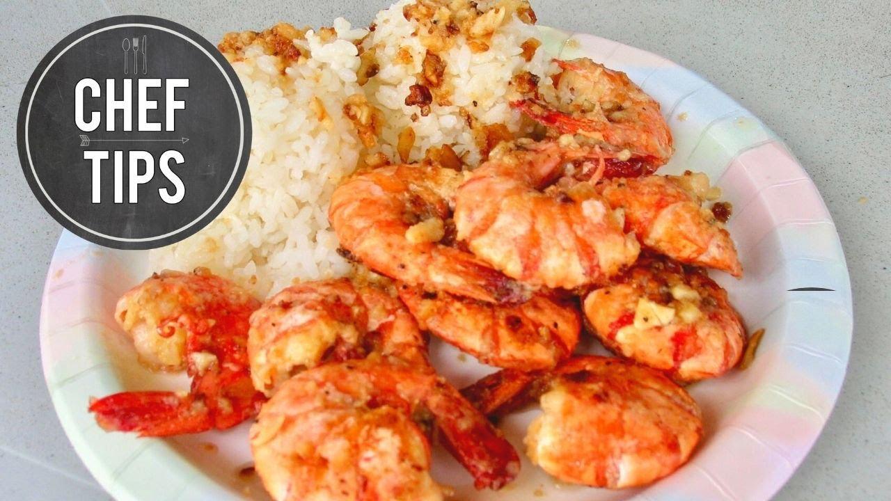 Garlic Shrimp Recipe Youtube