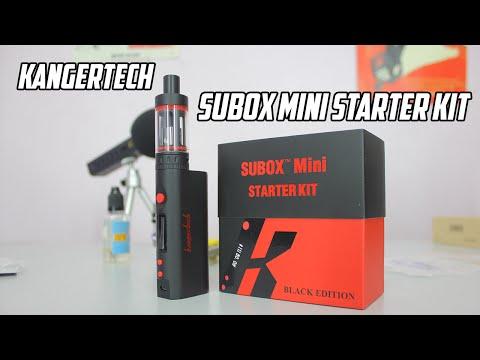 Vape Tech - Kangertech Subox Mini Starter Kit ( Malay )