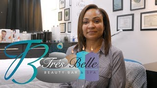 Tres' Belle Beauty Bar & Spa promo  |  Orlando, FL