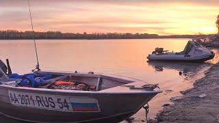 Рыбалка с Ночевой в щучьих угодьях Отдых по мужски Спиннинг Джиг Октябрь