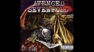 Trashed & Scattered Backing Track -Avenged Sevenfold