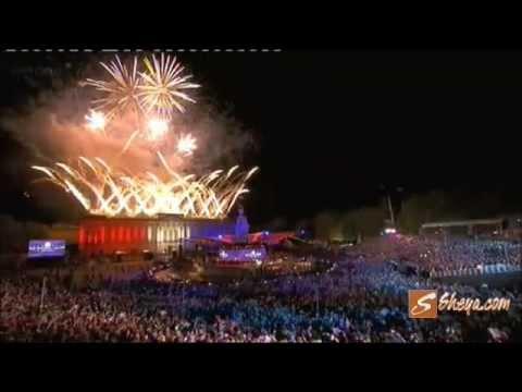 Queen Elizabeth II Diamond Jubilee Buckingham Palace Concert Finale