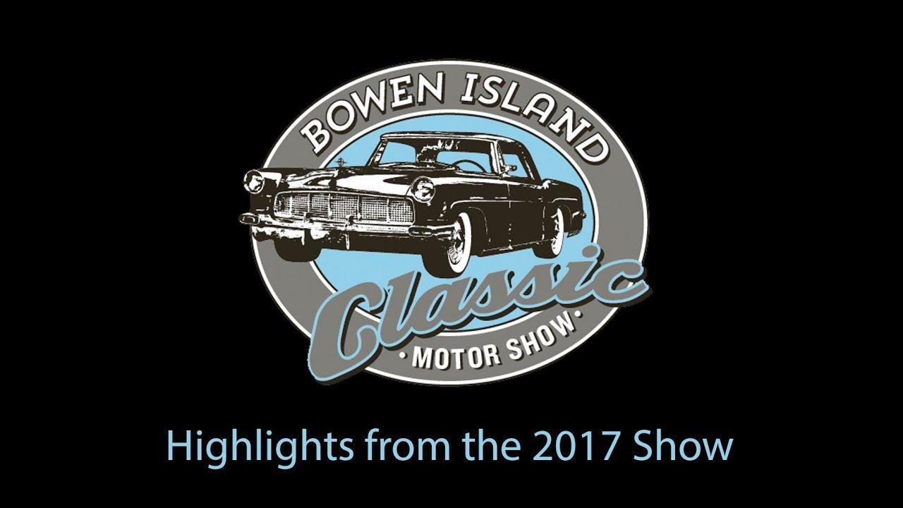 2017 Bowen Island Classic Motor Show