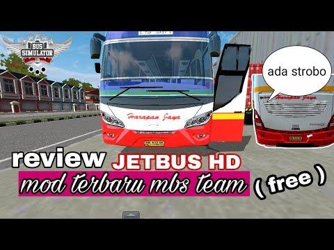 BUSSID MOD|JETBUS HD By Mbs Team Base Yuli Indrayana.