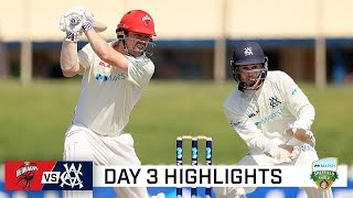 Head makes case after Vic duo set new Shield benchmark | Marsh Sheffield Shield