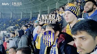 Ankara Havası | 2. Bölüm Fragman | Ankaragücü