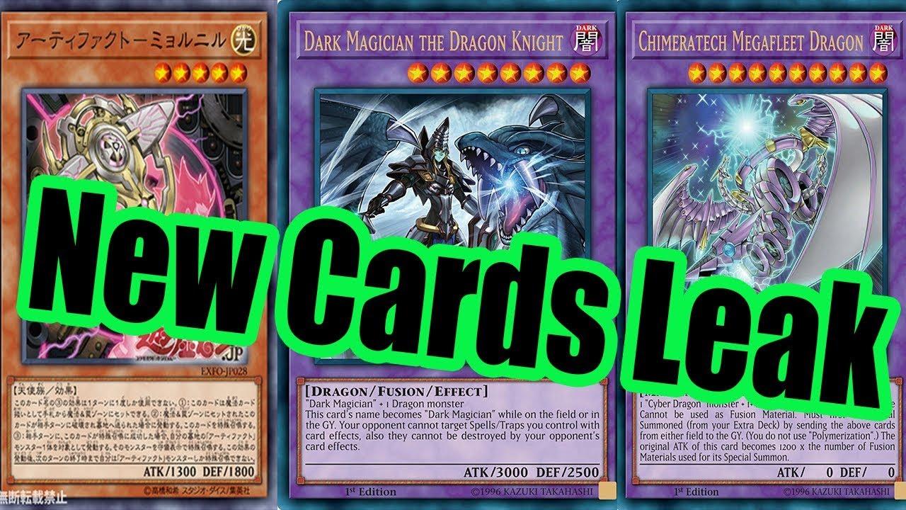 yugioh duel news new dark magician fusion new cyber dragon