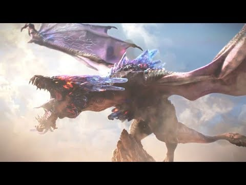 Dragon Hound Online - CG Trailer Unreal Engine 4 New Action RPG Game NEXON G STAR 2018
