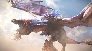 Dragon Hound Online - CG Trailer Unreal Engine 4 New Action RPG Game NEXON G STAR 2018