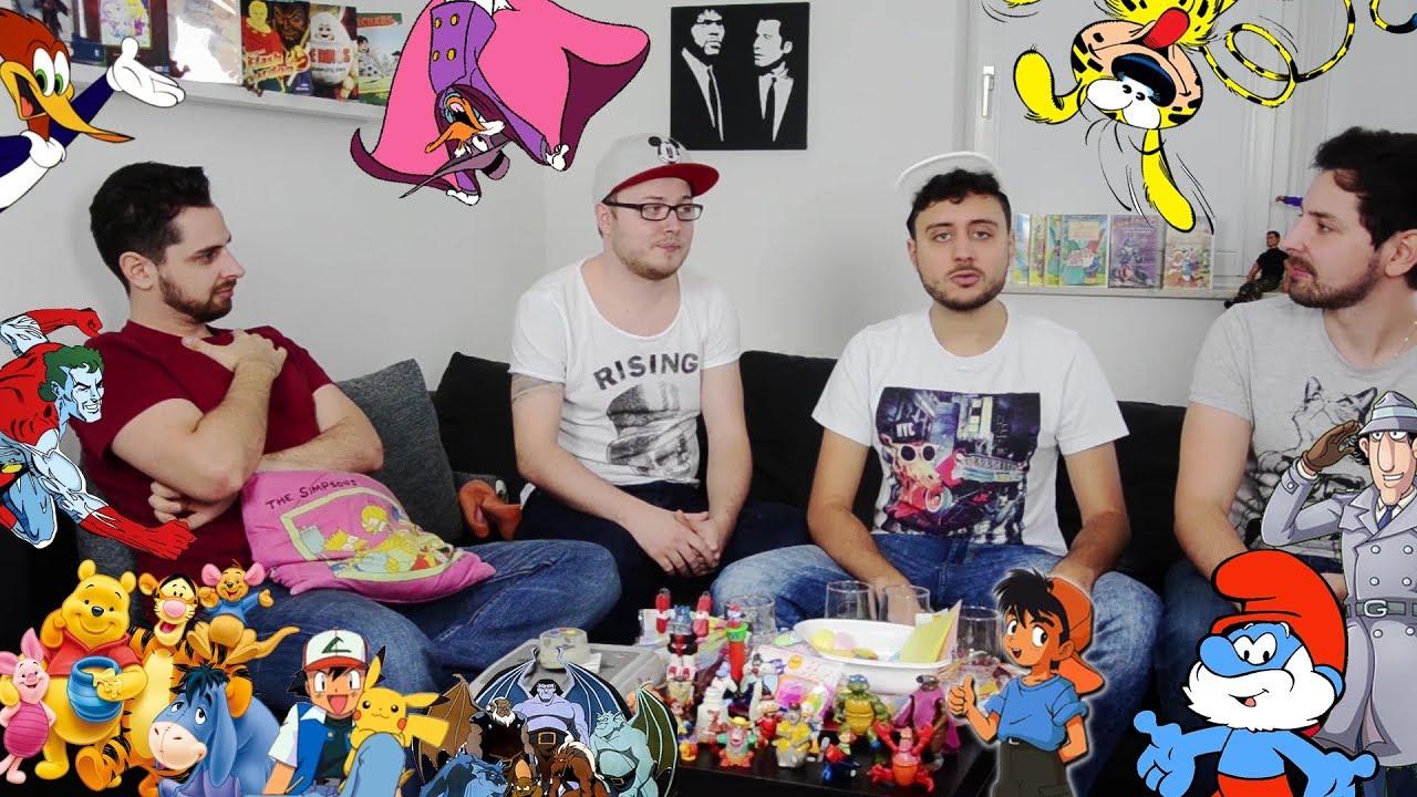 Zeichentrickserien 90er