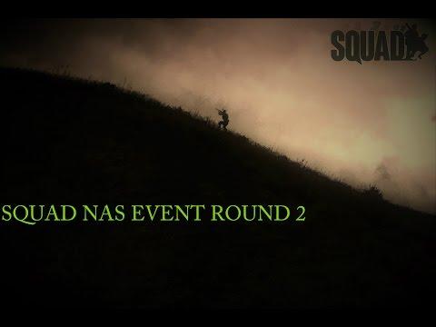 Squad NAS EVENT TA ROUND 2 DOLPHINE TEAM SIX
