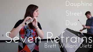 Brett William Dietz - Seven Refrains