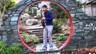 Backstreet Boys - I Want It That Way - Alto Saxophone and Guitar