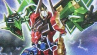 Now we have f*ckin Power Rangers in Yugioh (well, close enough)