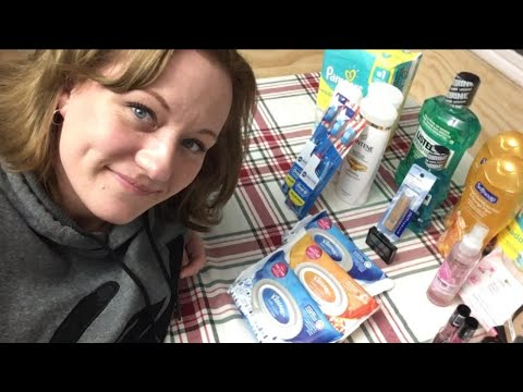 CVS COUPONING HAUL (12/30-1/05) Cheap Diapers, Skincare and HOT Deals on Cosmetics!