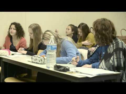 Lore Casselman getuigt over diversiteit en faciliteiten in VIVES