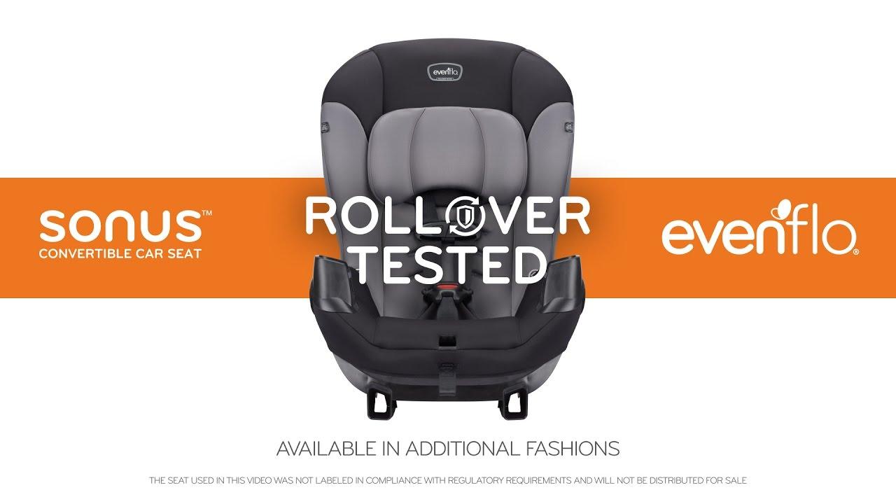 Evenflo SonusTM Convertible Car Seat