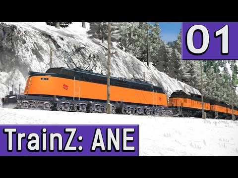 Trainz A New Era #1 Aller Anfang Gameplay Preview deutsch LIVE von twitch