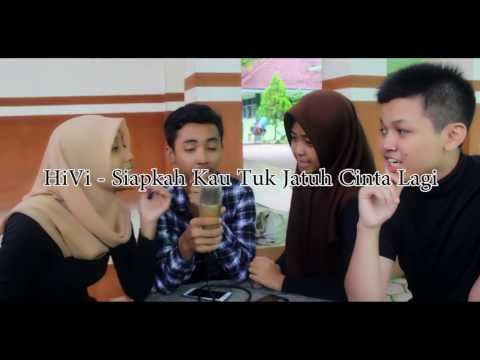 HiVi - Siapkah Kau Tuk Jatuh Cinta Lagi Vocal Group Cover